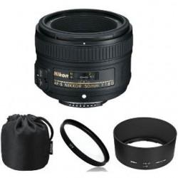 Lente Nikon Af-s Nikkor...