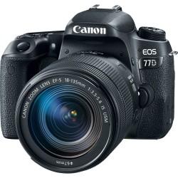 Canon 77D Con Lente...